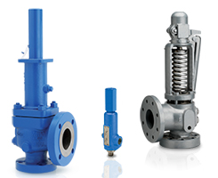 Crosby Pressure Relief Valves