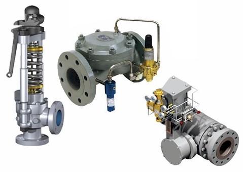dresser consolidated safety valves