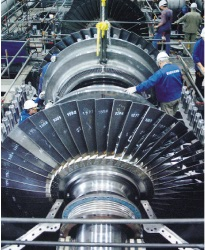 steam turbine repair service
