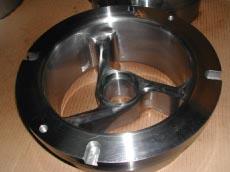 Steam Turbine Components