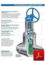 VELAN PARALLEL SLIDE GATE VALVE