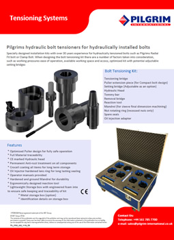 Pilgrim tensioning products buy Australia
